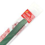 Бумага для квиллинга &quot;Зеленая пихта&quot;, 125 полос, 5х300 мм, 130 г/м<sup>2</sup>, ОСТРОВ СОКРОВИЩ, 128774