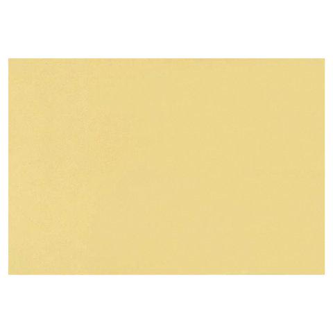 Бумага для пастели (1 лист) FABRIANO Tiziano А2+ (500х650 мм), 160 г/м2, банановый, 52551003