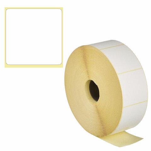 Этикетка ТермоЭко (58х60 мм), 3000 этикеток в ролике, светостойкость до 2 месяцев, 129998