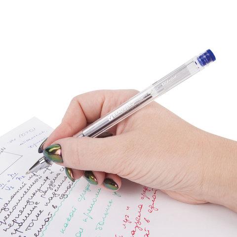 Ручка гелевая BRAUBERG