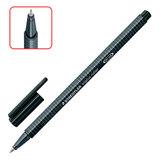 """Ручка-роллер STAEDTLER (Германия) """"Triplus Roller"""", трехгранная, узел 0,7 мм, линия 0,4 мм, черная, 403-9"""