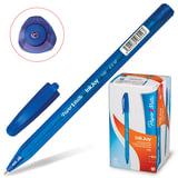 """Ручка шариковая PAPER MATE """"Inkjoy 100"""", СИНЯЯ, корпус тонированный синий, узел 0,7 мм, линия письма 0,5 мм, S0960900"""