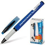 """Ручка стираемая шариковая PAPER MATE """"Replay Max"""", корпус синий, узел 1,3 мм, линия 1 мм, синяя, S0835220"""