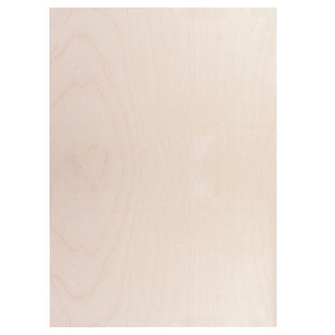 Заготовка деревянная для выжигания, выпиливания, росписи, А3 (297*380 мм), 1 штука, ОСТРОВ СОКРОВИЩ, 150650