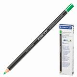 Маркер-карандаш сухой перманентный для любой поверхности STAEDTLER, ЗЕЛЕНЫЙ, 4,5 мм, 108 20-5