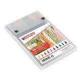 Маркеры для ткани EDDING 4600 НАБОР 10 шт., АССОРТИ, тонкий наконечник 1 мм, E-4600/10S
