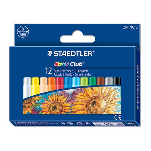 Пастель масляная художественная STAEDTLER (Германия)