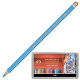 """Карандаши цветные художественные KOH-I-NOOR """"Polycolor"""", 72 цвета, 3,8 мм, металлическая коробка, 3827072001PL"""