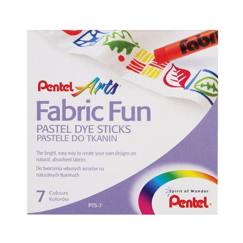 Пастель для ткани PENTEL