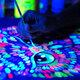 Краски по ткани акриловые флуоресцентные ЛУЧ 9 цветов по 15 мл, в баночках, 29С 1744-08