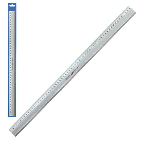 Линейка металлическая 60 см, KOH-I-NOOR, европодвес, 9102060001TE