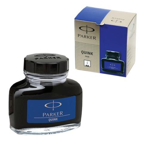 Чернила PARKER (Франция), синие, 57мл, S0037470
