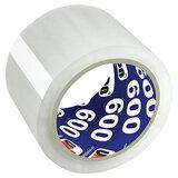 Клейкая лента упаковочная 72 мм х 66 м, прозрачная, толщина 45 микрон, UNIBOB, 29357