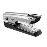 """Степлер MAPED (Франция) """"Universal Metal"""", №24/6-26/6, до 25 листов, металлический, серый с черной накладкой, 039200"""