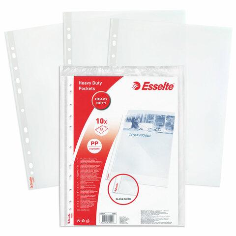 Папки-файлы перфорированные А4 ESSELTE