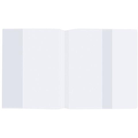 Обложка ПП для учебника Петерсон, Моро (1,3), Гейдмана, STAFF/ПИФАГОР, универсальная, прозрачная, 70 мкм, 270х490 мм, 225185