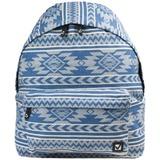 """Рюкзак BRAUBERG, универсальный, сити-формат, голубой, """"Нордик"""", 20 литров, 41х32х14 см, 225357"""