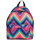 """Рюкзак BRAUBERG, универсальный, сити-формат, разноцветный, """"Регги"""", 20 литров, 41х32х14 см, 225369"""