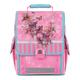 """Ранец жесткокаркасный TIGER FAMILY (ТАЙГЕР), 14 литров, для учениц начальной школы, розовый, """"Весна"""", 36х32х19 см, 1734C"""