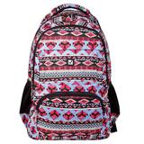"""Рюкзак BRAUBERG для старшеклассников/студентов/молодежи, узоры, """"Фигуры"""", 27 литров, 47х32х14 см, 226353"""