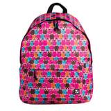"""Рюкзак BRAUBERG универсальный, сити-формат, розовый, """"Совята"""", 23 литра, 43х34х15 см, 226402"""