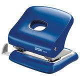 """Дырокол RAPID (Швеция) """"FC30"""", пластиковый, средний, на 30 листов, синий, 23639402"""