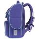 "Ранец жесткокаркасный TIGER FAMILY (ТАЙГЕР), для начальной школы, девочка, ""Minty Purple"", 35х31х19 см, TGNQSC-A04"
