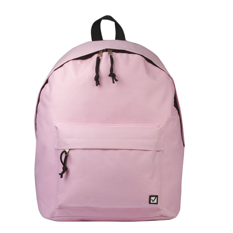 Рюкзак BRAUBERG универсальный, сити-формат, розовый, 38х28х12 см, 227051