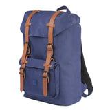 """Рюкзак BRAUBERG молодежный с отделением для ноутбука, """"Кантри"""", синий, 41х28х14 см, 227083"""