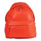 """Рюкзак BRAUBERG молодежный, сити-формат, """"Селебрити"""", искуственная кожа, красный, 41х32х14 см, 227099"""