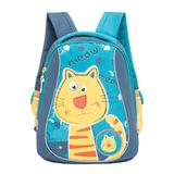 """Рюкзак GRIZZLY для дошкольников, """"Мяу-Мяу"""", 7 литров, 32х23х15 см, RS-893-1/2"""