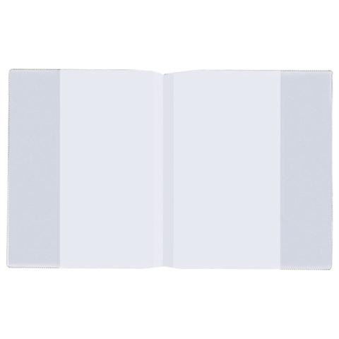 Обложка ПВХ для учебников для младших классов ПИФАГОР, 100 мкм, 230х365 мм, 227433