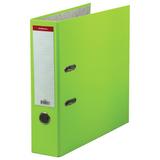 """Папка–регистратор ERICH KRAUSE """"Neon"""", ламинированная, 70 мм, зеленая, 45397"""