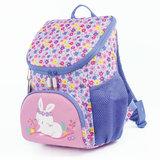 Рюкзак TIGER FAMILY (ТАЙГЕР) для дошкольниц, розовый, Маленький зайка, 31х24х16 см, SKLT-004A