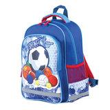 Рюкзак ПИФАГОР для учеников начальной школы, Мячи, 38х28х14 см, 227945