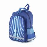 Рюкзак ПИФАГОР для учеников начальной школы, Техно, 38х28х14 см, 227952