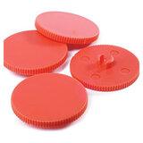 Сменные диски для дырокола RAPID HDC150/2, КОМПЛЕКТ 10 шт., пластиковые, 23001000