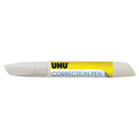 Ручка-корректор UHU, 8 мл, металлический наконечник, 19