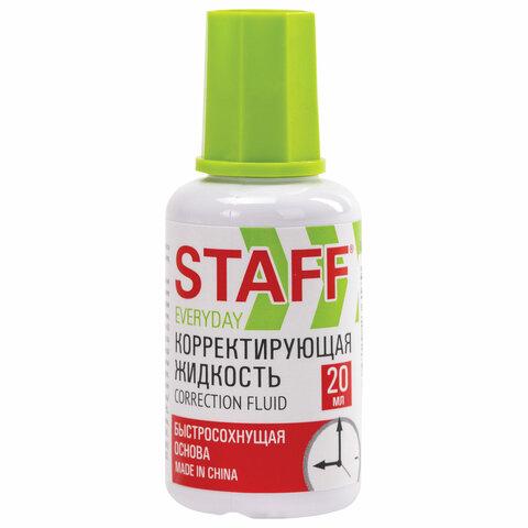 Корректирующая жидкость STAFF
