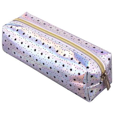 "Пенал-косметичка BRAUBERG, мягкий, ""Galaxy"", 21х5х6 см, 229000"