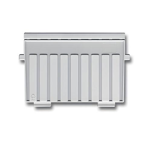 Картотечные разделители HAN (Германия), комплект 5 шт., А5, для горизонтальных картотек, НА9025/11