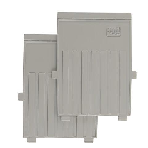 Картотечные разделители HAN (Германия), комплект 5 шт., А6, для вертикальных картотек, HA9026-1/К/11