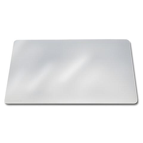 """Коврик-подкладка настольный для письма DURABLE (Германия), прозрачный, """"DURAGLAS"""", 50х65 см, 7113-19"""