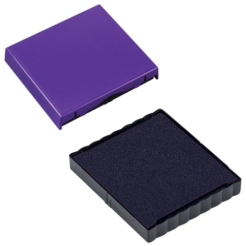 Подушка сменная для TRODAT 4924, 4940, 4724, 4740, фиолетовая, 69823