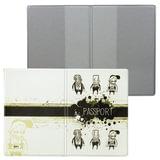 """Обложка для паспорта """"Твой стиль - Хулиганы"""", вертикальная, кожзаменитель, """"ДПС"""", 2203.Т1"""
