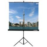 Экран проекционный LUMIEN ECO VIEW, матовый, на треноге, 160х160 см, 1:1, LEV-100105