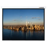 Экран проекционный LUMIEN MASTER PICTURE, матовый, настенный, 127х127 см, 1:1, LMP-100101