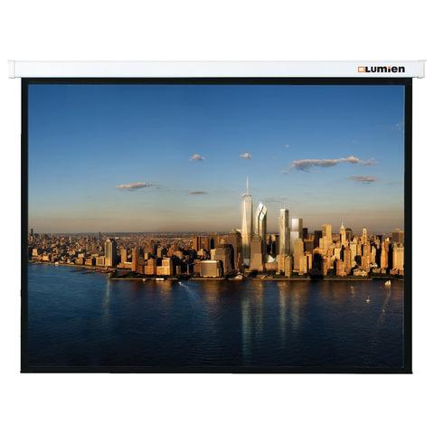 Экран проекционный настенный (191х300 см), матовый, 16:10, LUMIEN MASTER PICTURE, LMP-100136