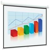 Экран проекционный DIGIS OPTIMAL-B, матовый, настенный, 180х240 см, 4:3, DSOB-4305
