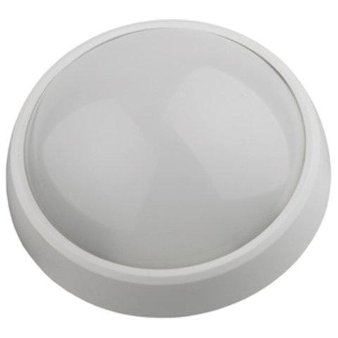 Светильник светодиодный ЭРА, 180х80, 12 Вт, 4000 К, 960 Лм, IP54, круг, белый, SPB-1-12, Б0017327